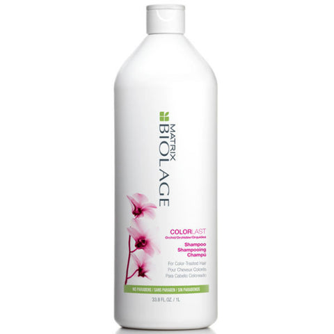 Biolage by Matrix Color Last Shampoo Liter