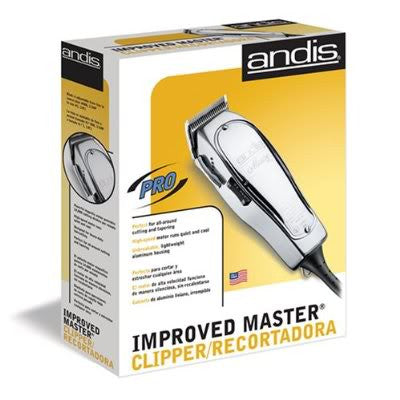Andis Improved Master Clippers