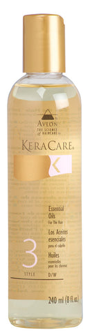 KeraCare Essential Oils for Hair 8 oz