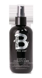 BedHead For Men Leave-In Conditioner with Brazilian Rainforest Extracts 8.45 oz