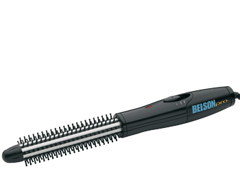 "Belson Pro 3/4"" Dual-Heat Brush Iron BP2327"