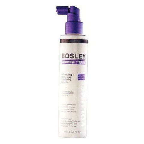 Bosley Volumizing & Thickening Nourishing Leave-In 4 oz