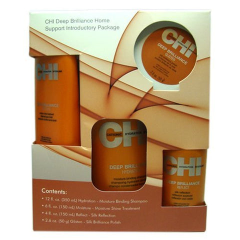 CHI Deep Brilliance Home Support Introductory Package