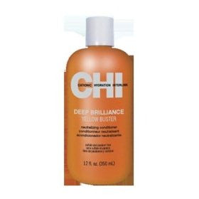 CHI Deep Brilliance Yellow Buster Neutralizing Conditioner 12 oz