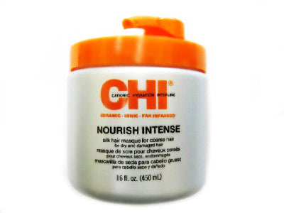 CHI Nourish Intense Silk Masque for Coarse Hair 16 oz