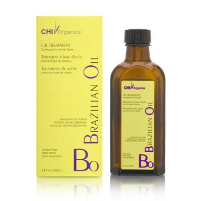 CHI Organics Brazilian Oil Treatment 3.4 oz