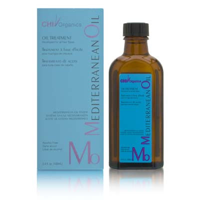 CHI Organics Mediterranean Oil Treatment 3.4 oz