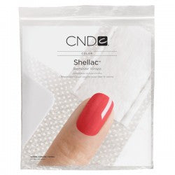 CND Creatives Nail Design Shellac Remover Wrap Pack 100-pk