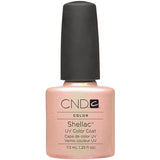 CND Creatives Nail Design Shellac UV Color Coat Iced Coral 0.25 oz