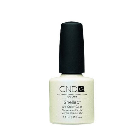 CND Creatives Nail Design Shellac UV Color Coat Negligee 0.25 oz