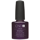CND Creatives Nail Design Shellac UV Color Coat Rock Royalty 0.25 oz
