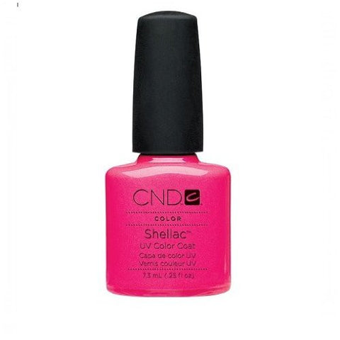 CND Creatives Nail Design Shellac UV Color Coat Tutti Frutti 0.25 oz