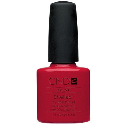 CND Creatives Nail Design Shellac UV Color Coat Wildfire 0.25 oz