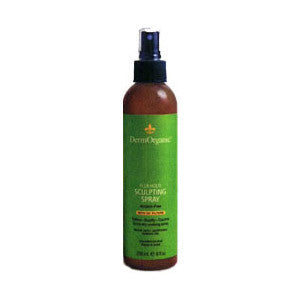 DermOrganic Flex Hold Sculpting Spray Gel 8.45 oz