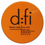 D-Fi Heavy Styling Wax 2.3 oz