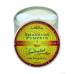 Earthly Body 3-in-1 Suntouched Candle Smashing Pumpkin 6.8 oz