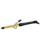 "Gold N Hot 3/4"" 24k Pro Spring Curling Iron GH193"