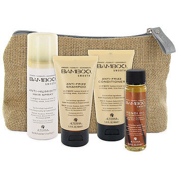 Alterna Bamboo Smooth Travel Kit
