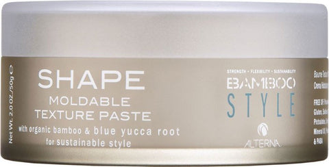 Alterna Bamboo Style Shape Moldable Texture Paste 2 oz
