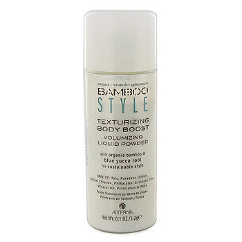 Alterna Bamboo Style Texturizing Body Boost 0.1 oz