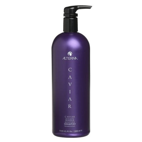 Alterna Caviar Anti-Aging Moisture Conditioner with Sea Silk  Liter