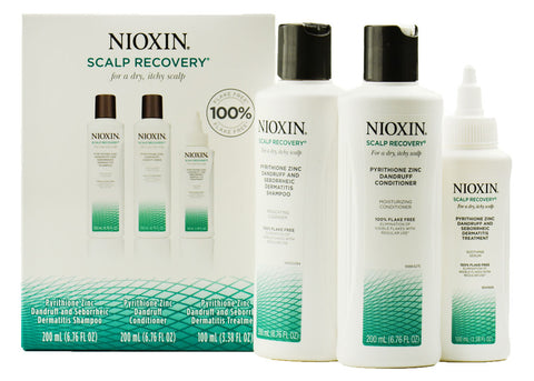 Nioxin Scalp Recovery Kit