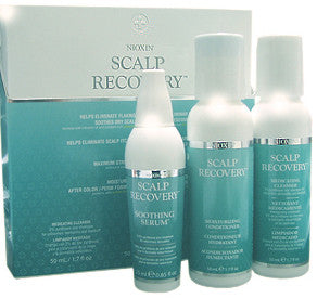 Nioxin Scalp Recovery Trial Kit Box