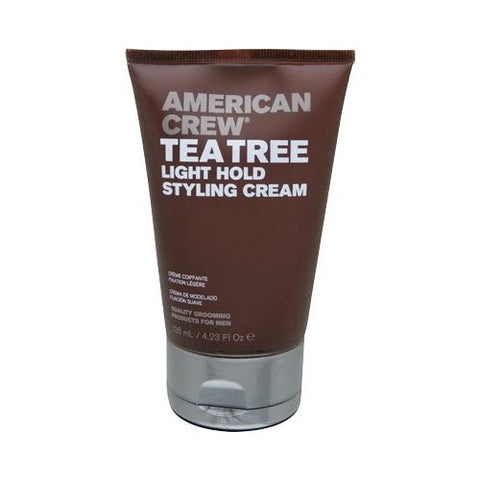 American Crew Tea Tree Light Hold Cream 4.23 oz