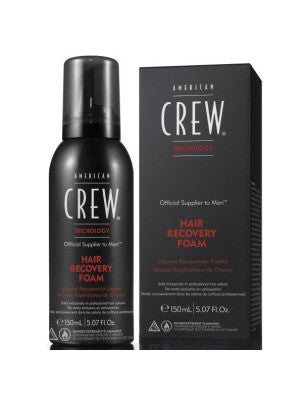 American Crew Trichology Hair Recovery Foam 5 oz