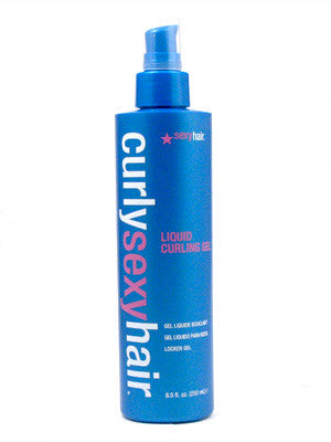 Sexy Hair Concepts Curly Sexy Liquid Curling Gel 8.5 oz