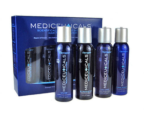 THERAPRO by MEDIceuticals Advanced Intensive Hair Fitness System (4 Pc/ 6 oz)