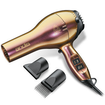 Andis Colorwaves Pro Tourmaline Ionic Hair Dryer 80395