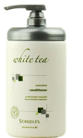 White Tea by Scruples Restorative Conditioner 32 oz