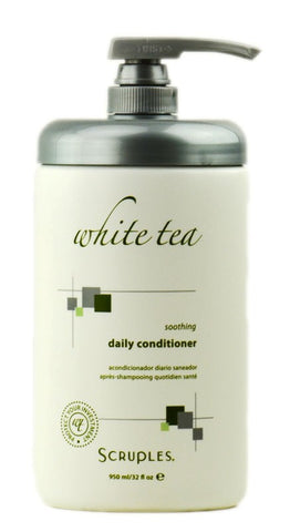White Tea by Scruples Soothing Daily Conditioner 32 oz