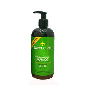 DermOrganic Daily Conditioning Shampoo 12 oz