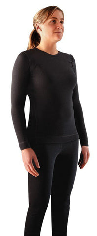 PURCHASE - Polypropylene Thermals - (Black)