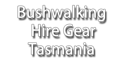 Bushwalking Hire Gear