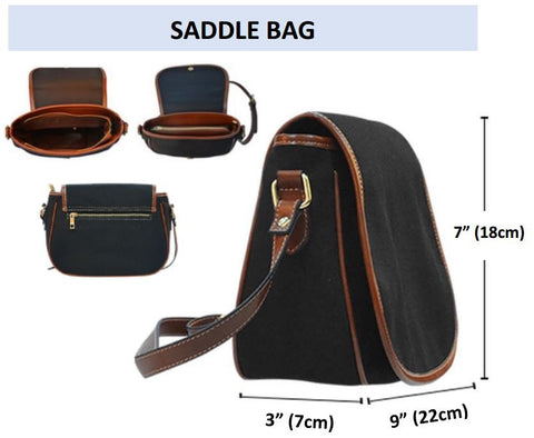 Sizing Saddle Bag