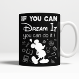 Dream It Teacher Mug