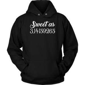 Sweet as 3.14159 Teacher T-shirt