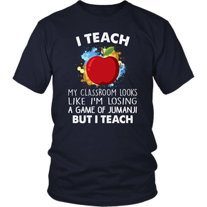 I'm Losing a Game Teacher T-shirt