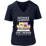Distance Learning Love > Distance Teacher T-shirt