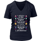 Let Them Be Little Teacher T-Shirt
