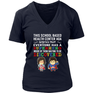 Everyone has a Superhero SBHC AOA T-Shirt