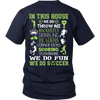 We Do Soccer T-shirt