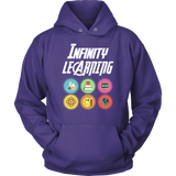 Infinity Learning Teacher T-shirt