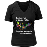 Masterpiece Teacher T-shirt