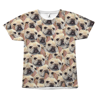 Dog All Over Print Tee
