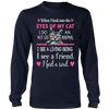When  I  Look Cat T-Shirt