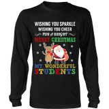 Wishing You Sparkle Teacher T-Shirt